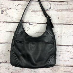 Coach Black Hobo Shoulder Bag